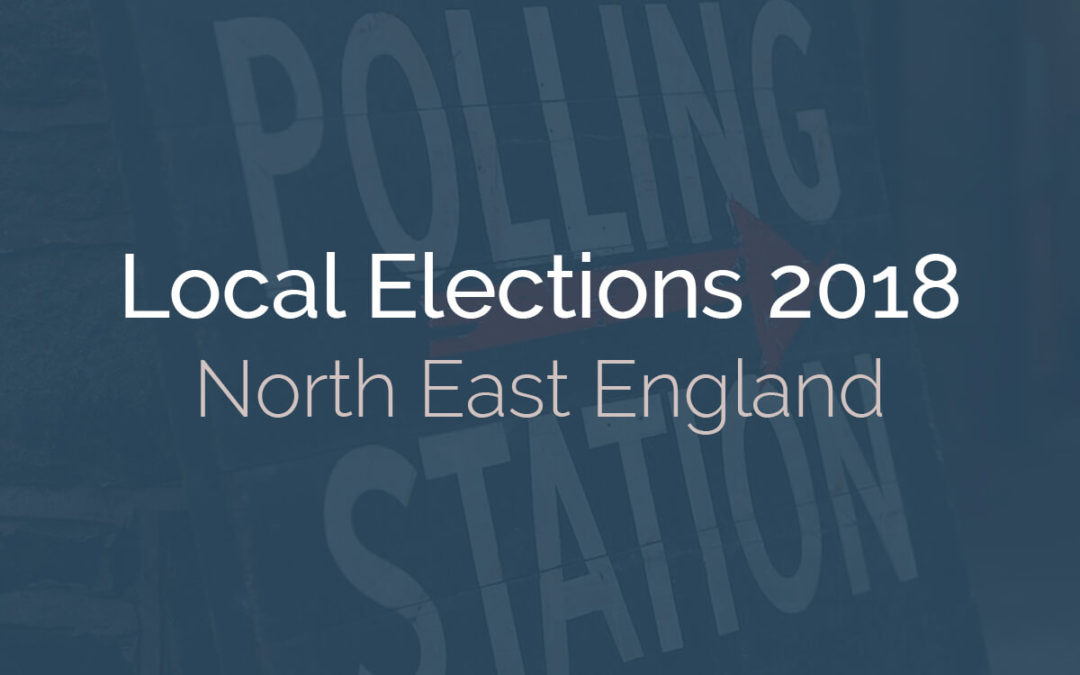Local Elections 2018 – North East England